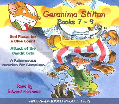 [CD] Geronimo Stilton By Stilton, Geronimo/ Herrmann, Edward (NRT)